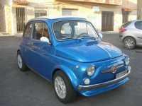 FIAT 500: mitica! - 25 ottobre 2009   - Marinella di selinunte (3127 clic)