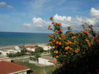 panorama del golfo di Castellammare, lato est - 6 novembre 2008   - Alcamo marina (678 clic)