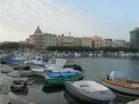 la città vista dal porto - 1 maggio 2008  - Trapani (1021 clic)