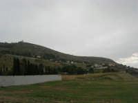 le pendici del monte Erice - 16 novembre 2008  - Erice (922 clic)