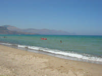 zona Plaja - il mare - 7 agosto 2008  - Alcamo marina (807 clic)