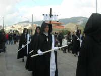 Processione della Via Crucis con gruppi statuari viventi - 5 aprile 2009   - Buseto palizzolo (1506 clic)