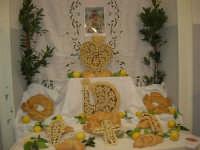 Cene di San Giuseppe - Mostra Sguartucciati di pane e di ceramica - 15 marzo 2009   - Salemi (2378 clic)