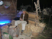 Presepe Vivente - 26 dicembre 2008  - Balata di baida (3137 clic)