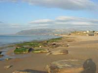 spiaggia di levante - golfo di Castellammare - 1 marzo 2009  - Balestrate (3350 clic)