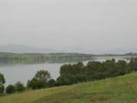 LAGO POMA - lago artificiale nei pressi di Partinico - 17 aprile 2006  - Partinico (3821 clic)