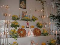 Gli altari di San Giuseppe - 18 marzo 2009  - Balestrate (4311 clic)