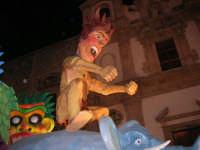 Carnevale 2008 - Sfilata Carri Allegorici lungo il Corso VI Aprile - 2 febbraio 2008   - Alcamo (996 clic)