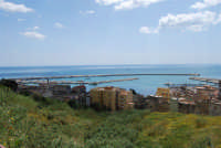 visita alla città: vista sul porto - 25 aprile 2008  - Sciacca (1126 clic)