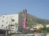 le giostre per la festa di Santa Rita - 16 maggio 2009  - Castellammare del golfo (6041 clic)
