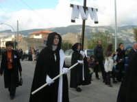 Processione della Via Crucis con gruppi statuari viventi - 5 aprile 2009   - Buseto palizzolo (1502 clic)