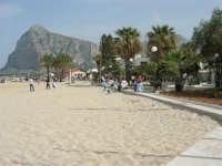la spiaggia, la villa  - 25 aprile 2006   - San vito lo capo (1949 clic)