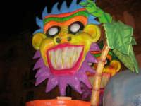 Carnevale 2008 - Sfilata Carri Allegorici lungo il Corso VI Aprile - 2 febbraio 2008   - Alcamo (691 clic)