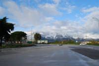 anche sui monti di Castellammare è arrivata la neve - 14 febbraio 2009   - Alcamo (2801 clic)