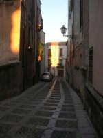 una via - 11 ottobre 2007   - Salemi (2906 clic)