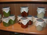 Cene di San Giuseppe - degustazione di prodotti tipici enogastronomici - 15 marzo 2009   - Salemi (2296 clic)