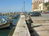 al porto - 18 settembre 2009   - Castellammare del golfo (899 clic)