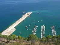 lavori in corso al porto - 2 ottobre 2007  - Castellammare del golfo (596 clic)