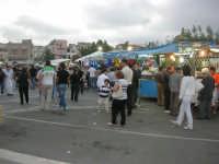 Festeggiamenti Maria SS. dei Miracoli - Fiera Piazza della Repubblica - 20 giugno 2008  - Alcamo (666 clic)