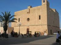 Il Santuario - chiesa fortezza - dedicato a San Vito Martire - 10 maggio 2009    - San vito lo capo (2179 clic)