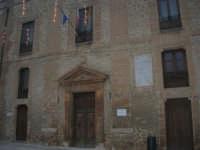 visita al centro storico - Piazza Carlo d'Aragona e Tagliavia - Palazzo di Città - 9 dicembre 2007  - Castelvetrano (774 clic)