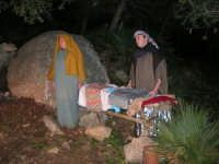 Parco Urbano della Misericordia - LA BIBBIA NEL PARCO - Quadri viventi: 5. Zaccaria - 5 gennaio 2009   - Valderice (2791 clic)