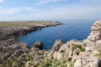 Capo San Vito - le rocce ed il mare - 10 maggio 2009  - San vito lo capo (1679 clic)