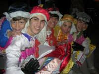Carnevale 2009 - alcuni componenti del gruppo Pastori - 24 febbraio 2009   - Balestrate (4077 clic)
