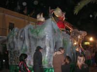 Carnevale 2009 - Sfilata carri allegorici - 24 febbraio 2009   - Balestrate (3639 clic)