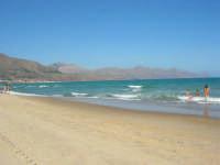 zona Plaja - spiaggia e mare - 18 agosto 2008  - Alcamo marina (876 clic)