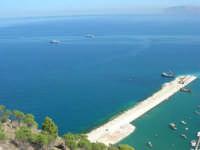 lavori in corso al porto - 2 ottobre 2007  - Castellammare del golfo (557 clic)