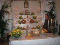 Gli altari di San Giuseppe - 18 marzo 2009  - Balestrate (7101 clic)