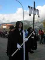 Processione della Via Crucis con gruppi statuari viventi - 5 aprile 2009   - Buseto palizzolo (1717 clic)
