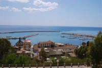 visita alla città: vista sul porto - 25 aprile 2008  - Sciacca (993 clic)
