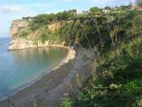 Baia di Guidaloca - 11 ottobre 2009  - Castellammare del golfo (1277 clic)