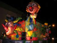 Carnevale 2009 - XVIII Edizione Sfilata di carri allegorici - 22 febbraio 2009   - Valderice (4066 clic)