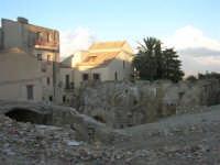 ruderi del terremoto del gennaio 1968 - 11 ottobre 2007   - Salemi (2290 clic)