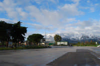 anche sui monti di Castellammare è arrivata la neve - 14 febbraio 2009   - Alcamo (2763 clic)
