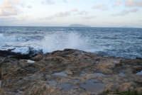 Capo Lilybeo - Isole Egadi all'orizzonte - 1 febbraio 2009  - Marsala (2619 clic)