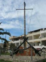 Monumento dedicato: Ai Marinai dell'ANGELIKA e a tutti i caduti del mare - Ribera 18 - 21 Aprile 1996 - 9 novembre 2008   - Ribera (1862 clic)