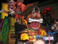 Carnevale 2009 - XVIII Edizione Sfilata di carri allegorici - 22 febbraio 2009   - Valderice (1956 clic)