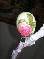 Istituto Comprensivo Pascoli - Aspettando Pasqua: uova decorate crescono sugli alberi! (particolare)- 7 aprile 2006  - Castellammare del golfo (1000 clic)