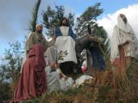 Processione della Via Crucis con gruppi statuari viventi - 5 aprile 2009   - Buseto palizzolo (1861 clic)