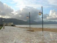 Zona Battigia - il lungomare - 8 febbraio 2009  - Alcamo marina (2615 clic)