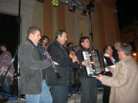 Carnevale 2009 - musica per il Ballo dei Pastori - 24 febbraio 2009    - Balestrate (3969 clic)