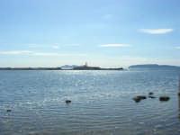 La Colombaia e le isole Egadi - 6 settembre 2007  - Trapani (901 clic)