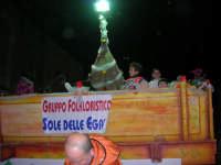 Carnevale 2009 - XVIII Edizione Sfilata di carri allegorici - 22 febbraio 2009   - Valderice (1991 clic)