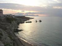 Spiaggia La Praiola - 23 settembre 2007  - Terrasini (1558 clic)