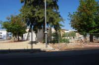 Piazza Falcone e Borsellino - lavori di ristrutturazione - 20 luglio 2008  - Alcamo (677 clic)
