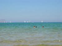 zona Tonnara - regata la Route du Jasmin (Rotta del Gelsomino) edizione 2008 - CASTELLAMMARE CUP (regata nel Golfo di Castellammare) - 13 agosto 2008   - Alcamo marina (1926 clic)